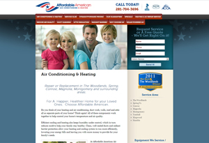 Affordable American Air Conditioning