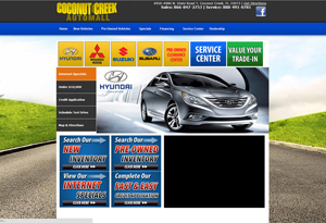 Coconut Creek Automall