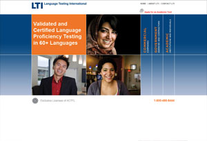 Language Testing International
