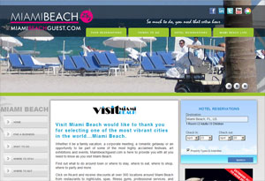Miami Beach Official Tourism Site