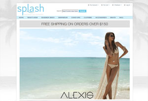 Shop Splash