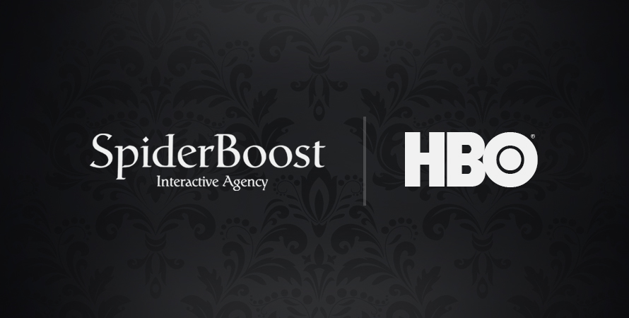 HBO selects SpiderBoost Interactive Agency